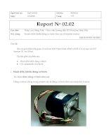 Project điều khiển động cơ bước đơn cực (Unipolar motor)