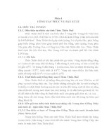 Tìm hiểu quy trình sản xuất giống tôm sú (penaeus monodon fabricius, 1798) tại trại thực nghiệm phú hải   trung tâm giống thủy sản nước lợ   mặn tỉnh thừa thiên huế