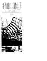 Reinforced concrete mechanics & design 3rd ed (j g macgregor)