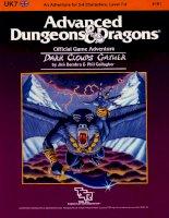 dark clouds gather (advanced dungeons & dragons module uk7)