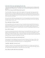 6 câu hỏi cốt lõi của cuộc phỏng vấn xin việc