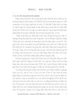 NÂNG CAO TRÌNH ĐỘ GIAO TIẾP TIẾNG ANH CHO HỌC SINH LỚP 12