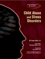 child abuse and stress disorders - m. olive (chelsea house, 2007) ww