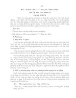 Giáo trình mô đun: Thu hoạch và tiêu thụ tôm sú giống - Phần 2