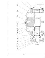 Nghiên cứu thiết kế chế tạo bộ gây rung sử dụng trong thiết bị mỏ-bộ bản vẽ chế tạo
