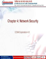 Chapter 04 network security