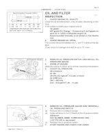 toyota rav4 1994-2000 lubrication - hệ thống bôi trơn trên xe toyota rav4 đời 1998-2000