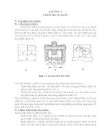Chương 5 chuỗi kích thước + chương 6 ghi kích thước cho các bản vẽ chi tiết máy