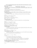 GIÁO án bồi DƯỠNG học SINH GIỎI lớp 9 (CHUYÊN đề 2,3,4,5,6)