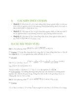sử dụng đơn điệu để giải phương trình vô tỉ