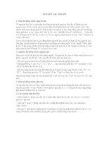 Nguyên tắc nối âm trong Tiếng Anh