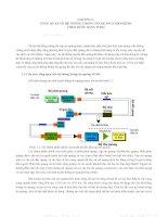 Công nghệ ghép kênh quang theo bước sóng wdm và ứng dụng trong mạng đường trục Việt Nam