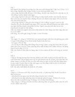 bài tập môn tài chính doanh nghiệp 1  ĐH Tài Chính Ngân  Hàng Hà Nội