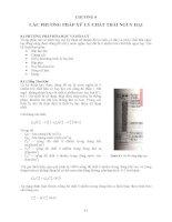 bài giảng quản lý và xử lý chất thải rắn và chất thải nguy hại chương 8 các phương pháp xử lý chất thải nguy hại