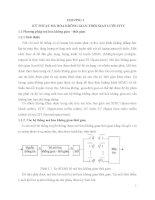 hướng đến mô hình toán học đánh giá hiệu năng của kỹ thuật sttc
