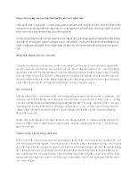Cách làm bài thi trắc nghiệm và xử lý bẫy trong đề thi