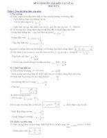 đề ôn tập, kiểm tra học kì 2