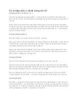 6 kỹ năng siêu cơ bản trong khi thi