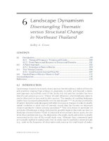 Land Use Change: Science, Policy and Management - Chapter 6 pdf