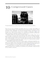 Industrial Safety and Health for Goods and Materials Services - Chapter 10 doc