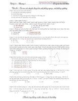 Vấn đề 5: Chuyển động nằm ngang pot