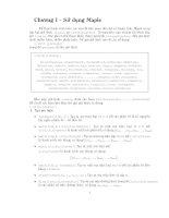 Chương 1: Hướng dẫn sử dụng Maple pdf