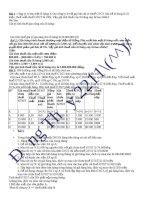 100 bài tập và bài giải môn thuế, tổng hợp các bài tập về thuế cần thiết