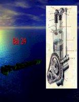 Giáo án điện tử công nghệ: cơ cấu phân phối khí ppt