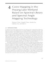 WETLAND AND WATER RESOURCE MODELING AND ASSESSMENT: A Watershed Perspective - Chapter 4 pot