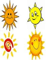 bài thuyết trình hóa kỹ thuật môi trường (mặt trời - nguồn năng lượng)