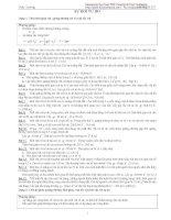 Giáo án Vật lý 10-Sự rơi tự do 2 docx