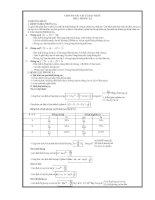Chương 7: Vật lý hạt nhân-Bài 2: Phóng xạ pptx