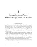 Global Warming, Natural Hazards, and Emergency Management - Chapter 5 doc