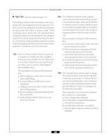 – QUESTIONS – Set 32 (Answers begin on page 136.) Each of the questions in this set contains doc