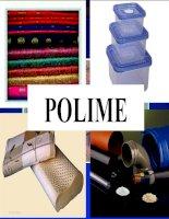 Bài giảng điện tử môn hóa học: đại cương về polyme_2 pot