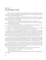 Cơ sở thiết kế máy và chi tiết máy-Phần 2 pdf