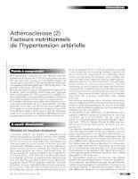 Cahiers de nutrition et de dietetique - part 7 pptx