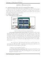 giới thiệu công nghệ chuyển mạch nhãn đa phương giao thức  mpls