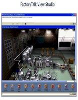 Báo cáo tìm hiểu về FactoryTalk View Studio của hãng Rockwell