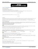 Bài giảng Sóng cơ học-Đại cương sóng cơ học pdf