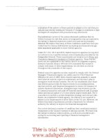 FINANCIAL AUDIT First Audit of the Library of Congress Discloses Significant Problems _part2 pdf