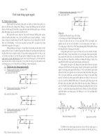 Bài giảng môn học cung cấp điện-Chương 8 docx