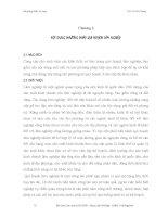 Bài giảng điều tra rừng-Phần 2-Chương 2 pptx