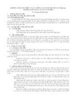 Phương pháp thu mẫu và các giống loài sinh vật phù du thường gặp trong ao NTTS lơn mặn pdf