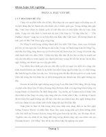 luận văn nghiên cứu các nhân tố tác động đến lòng trung thành công việc của nhân viên tại furama resort – đà nẵng