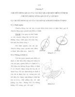 Cơ học lý thuyết-Chương 9 pdf