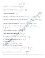 Bài tập từ trường nâng cao pdf