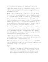 CƯƠNG TÌM HIỂU PHÁP LUẬT VỀ BIÊN GIỚI QUỐC GIA docx