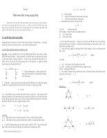 Bài giảng môn học cung cấp điện-Chương 5 potx