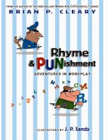 rhyme and punishment pptx